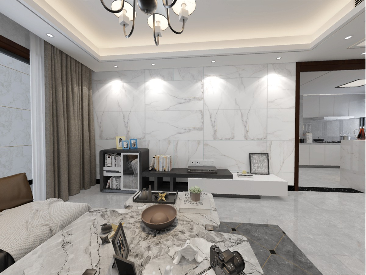 600×1200 whole body marble tiles